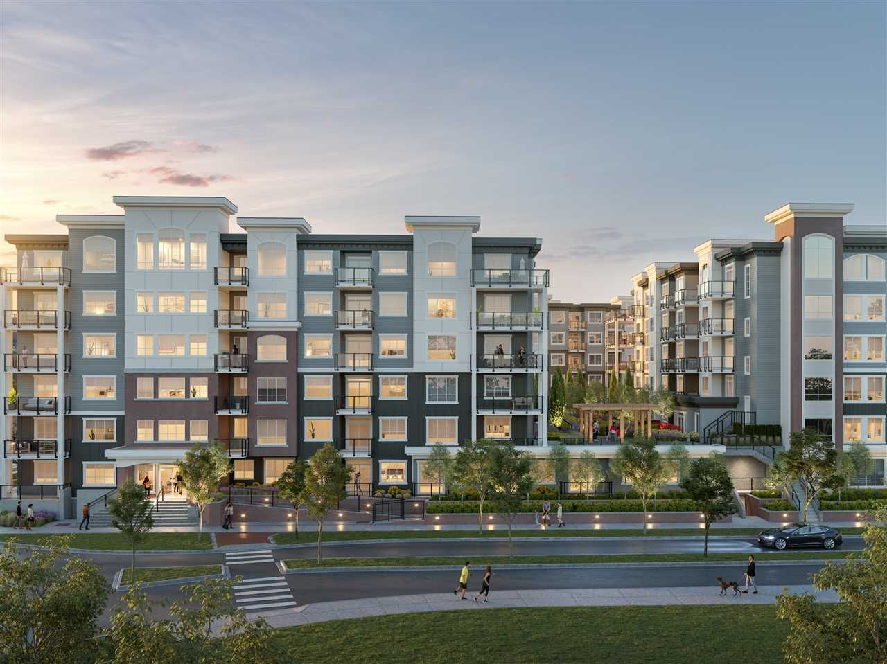 """Main Photo: 402 2180 KELLY Avenue in Port Coquitlam: Central Pt Coquitlam Condo for sale in """"Montrose Square"""" : MLS®# R2512816"""