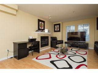 Photo 3: 105 12711 64 AVENUE in Surrey: West Newton Townhouse for sale : MLS®# R2025833