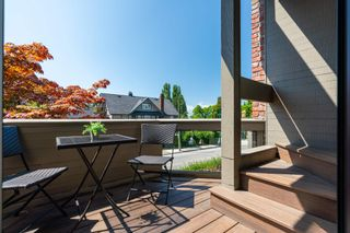 """Photo 13: 1718 MACDONALD Street in Vancouver: Kitsilano Townhouse for sale in """"Cherry West"""" (Vancouver West)  : MLS®# R2602789"""