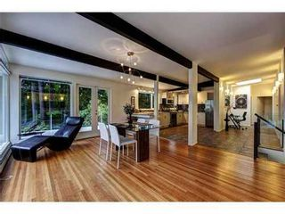 Photo 3: 4138 BURKEHILL Road in West Vancouver: Home for sale : MLS®# V1030215