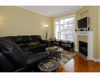 """Photo 5: 16 6233 BIRCH Street in Richmond: McLennan North Townhouse for sale in """"HAMPTONS PLACE"""" : MLS®# V634898"""