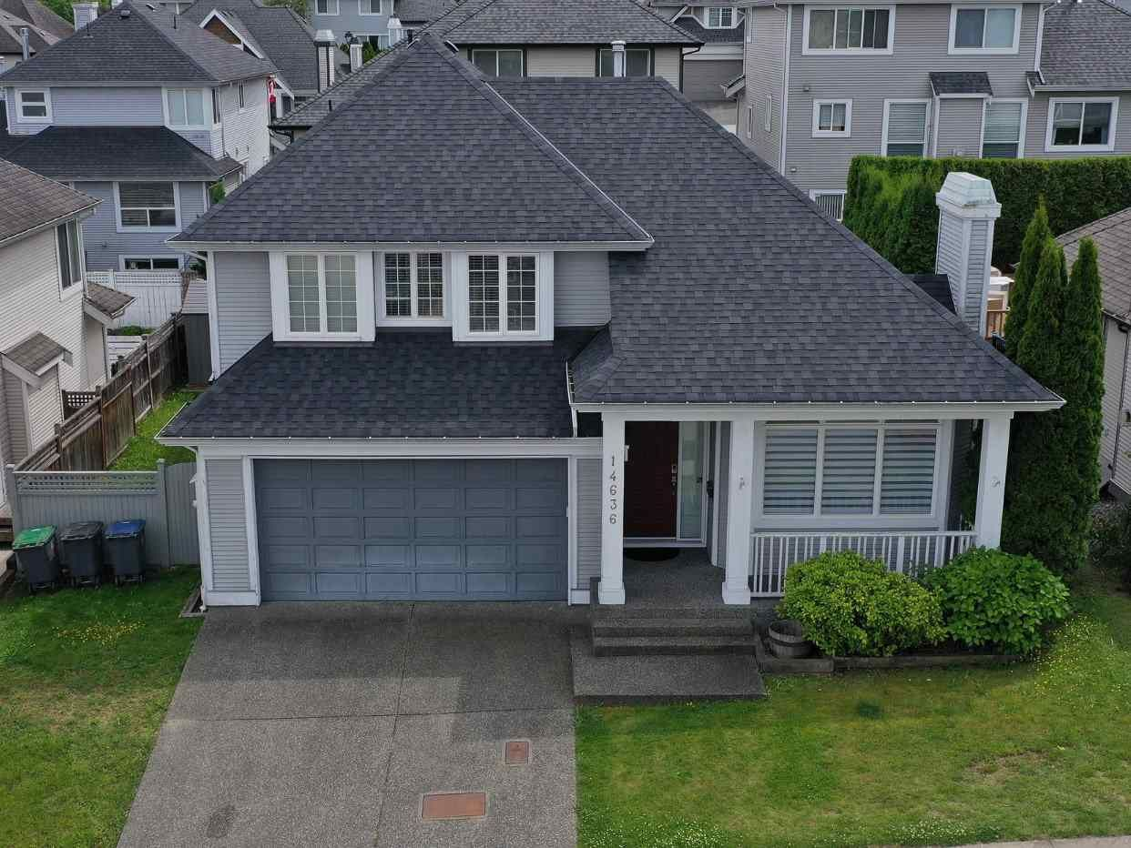 """Main Photo: 14636 76 Avenue in Surrey: East Newton House for sale in """"Chimney Hill"""" : MLS®# R2485483"""