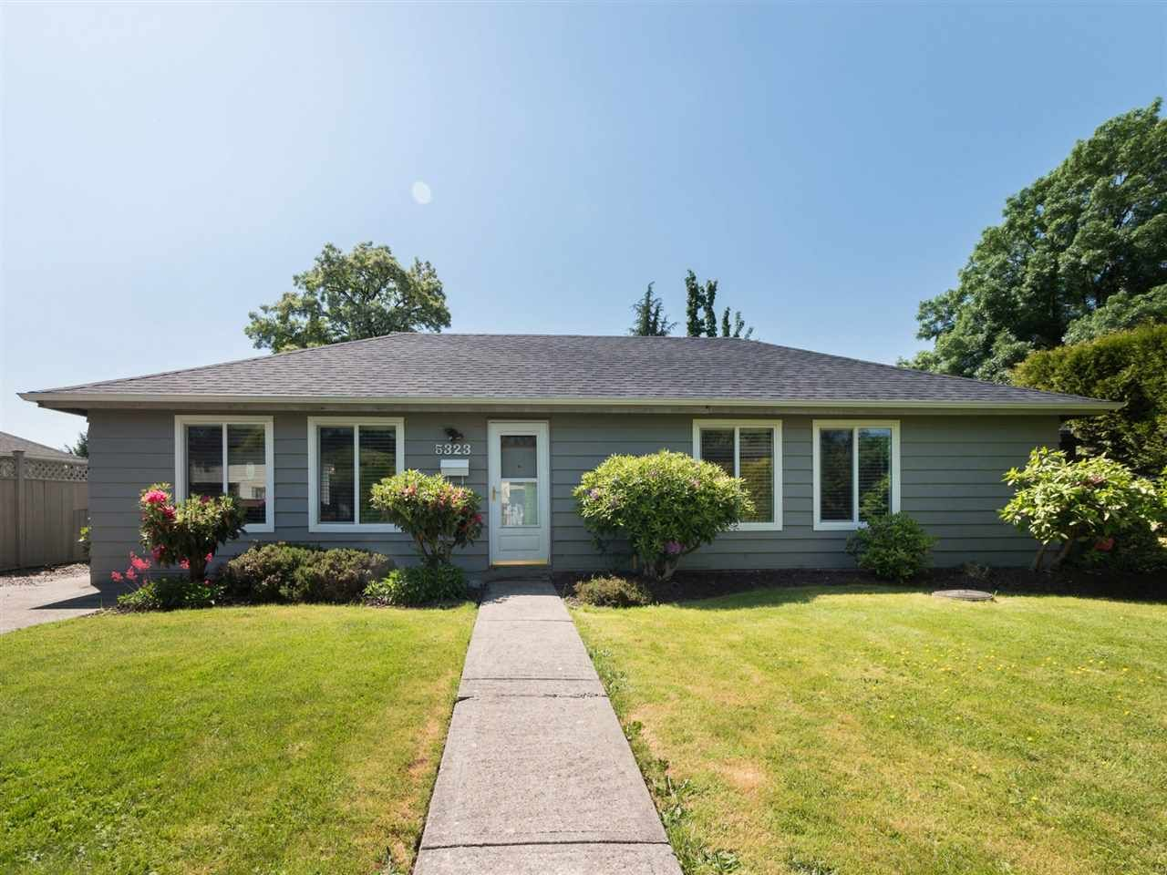 Main Photo: 5323 199A Street in Langley: Langley City House for sale : MLS®# R2269576
