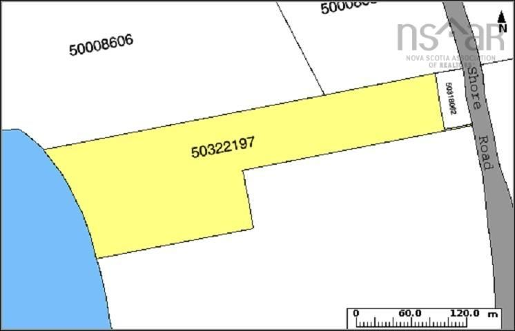Main Photo: Shore Road in Judique: 306-Inverness County / Inverness & Area Vacant Land for sale (Highland Region)  : MLS®# 202125780