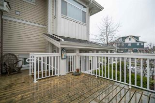 "Photo 19: 8 4388 BAYVIEW Street in Richmond: Steveston South Townhouse for sale in ""PHOENIX POND"" : MLS®# R2236304"