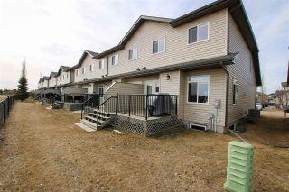 Photo 39: 5 9511 102 Avenue: Morinville Townhouse for sale : MLS®# E4236034