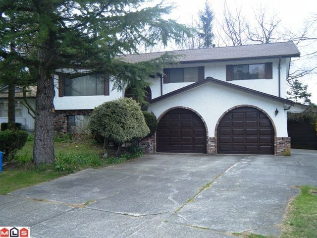 Main Photo: 2464 SUNNYSIDE Place in Abbotsford: Abbotsford West House for sale : MLS®# F1109885