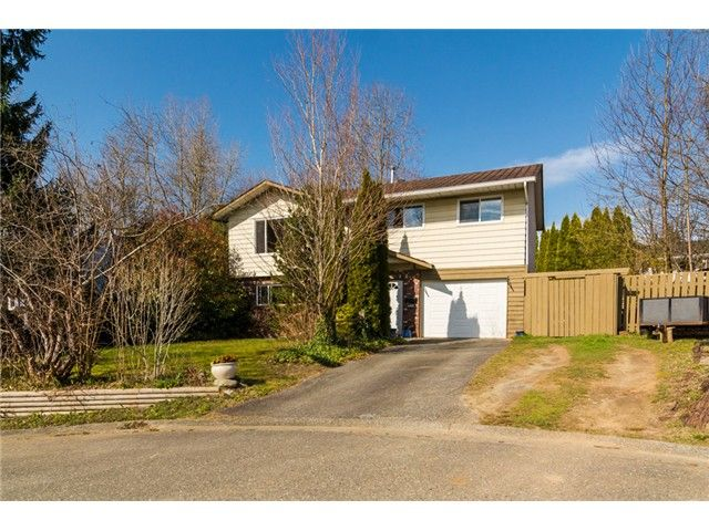 Main Photo: 31883 LAPWING Crescent in Mission: Mission BC House for sale : MLS®# F1433964
