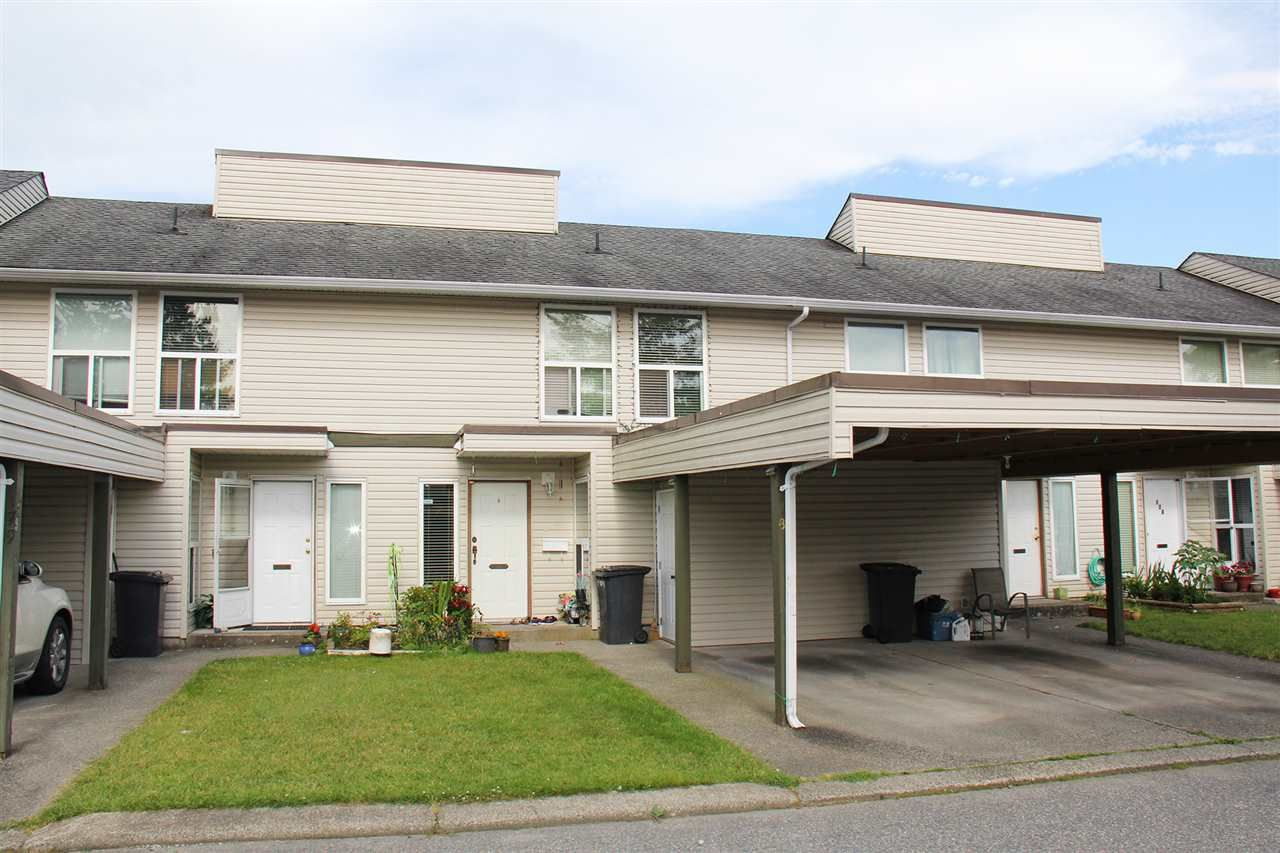 "Main Photo: 178 32550 MACLURE Road in Abbotsford: Abbotsford West Townhouse for sale in ""Clearbrook Village"" : MLS(r) # R2181899"