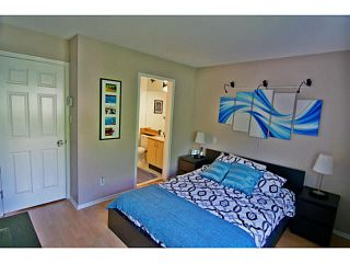 """Photo 7: 25 123 SEVENTH Street in New Westminster: Uptown NW Townhouse for sale in """"Royal City Terrace"""" : MLS®# V1124217"""