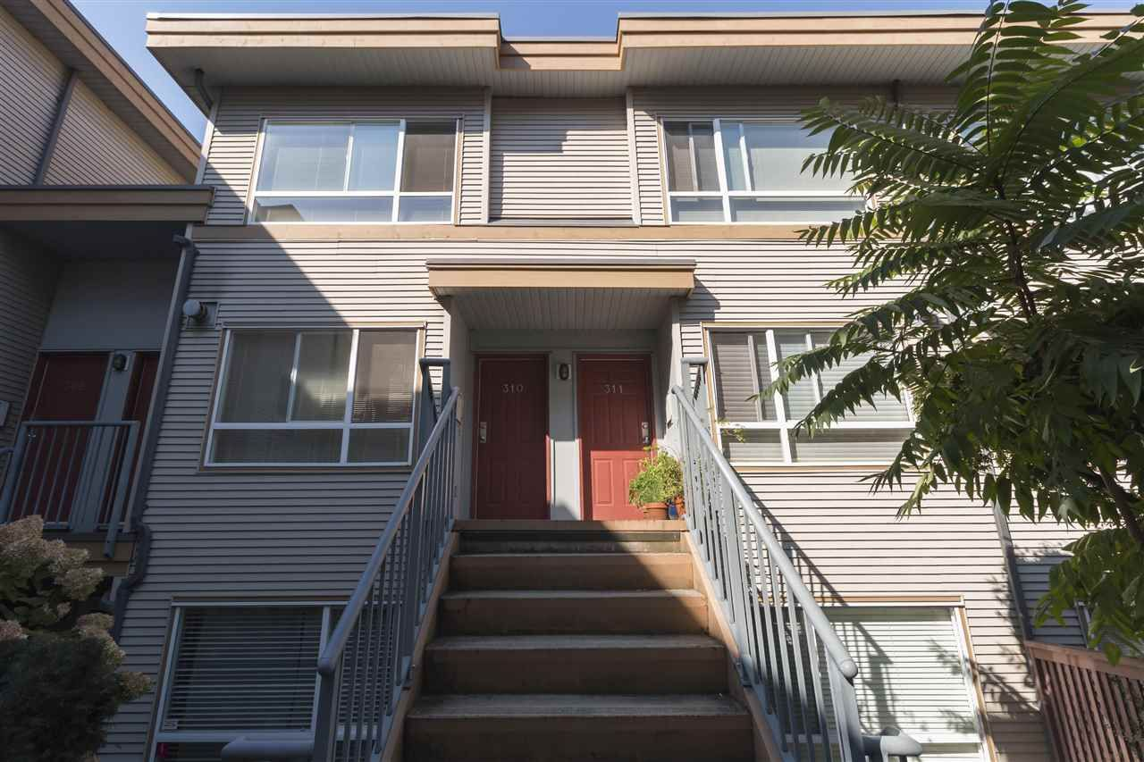 """Photo 16: Photos: 310 2688 WATSON Street in Vancouver: Mount Pleasant VE Townhouse for sale in """"Tala Vera"""" (Vancouver East)  : MLS®# R2304715"""