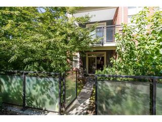 Photo 5: 101 101 MORRISSEY ROAD in Port Moody: Port Moody Centre Condo for sale : MLS®# R2113935