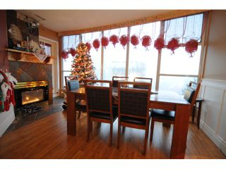 "Photo 3: # 1202 1180 PINETREE WY in Coquitlam: North Coquitlam Condo for sale in ""THE FRONTENAC TOWER"" : MLS®# V986839"