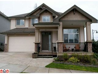 Photo 1: 16402 59A Avenue in Surrey: Cloverdale BC House for sale (Cloverdale)  : MLS®# F1009573