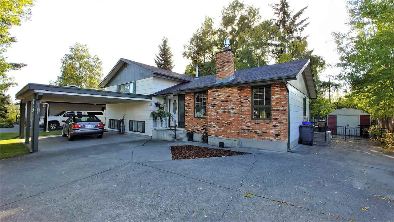 """Main Photo: 6465 SIMON FRASER Avenue in Prince George: Lower College House for sale in """"LOWER COLLEGE HEIGHTS"""" (PG City South (Zone 74))  : MLS®# R2405142"""