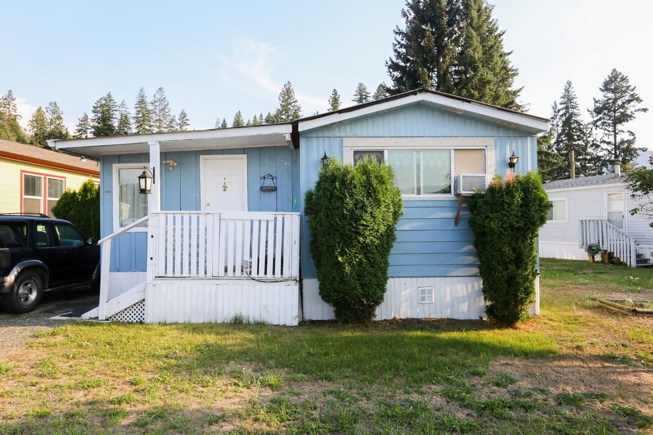 Main Photo: 26 4428 Barriere Town Road in Barriere: BA House for sale (NE)  : MLS®# 163852