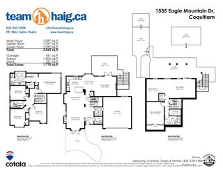 Photo 40: 1535 EAGLE MOUNTAIN Drive in Coquitlam: Westwood Plateau House for sale : MLS®# R2583376