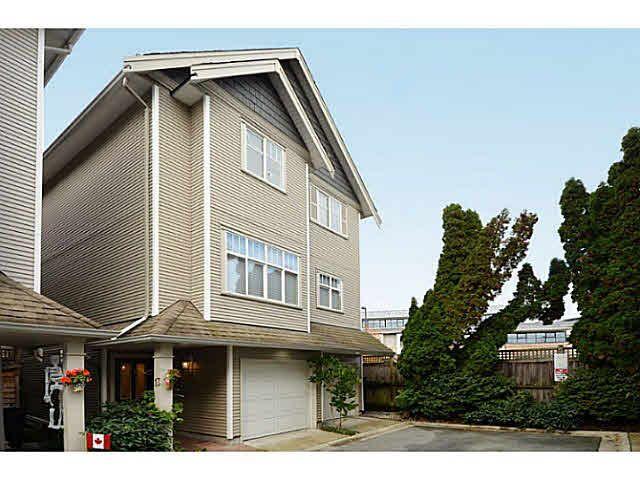 Photo 1: Photos: 13 4111 GARRY Street in Richmond: Steveston South Townhouse for sale : MLS®# V1091669