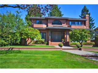"""Photo 1: 6672 MONTGOMERY Street in Vancouver: South Granville House for sale in """"SOUTH GRANVILLE"""" (Vancouver West)  : MLS®# V1106060"""