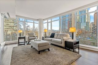 """Main Photo: 403 1205 W HASTINGS Street in Vancouver: Coal Harbour Condo for sale in """"Cielo"""" (Vancouver West)  : MLS®# R2617996"""