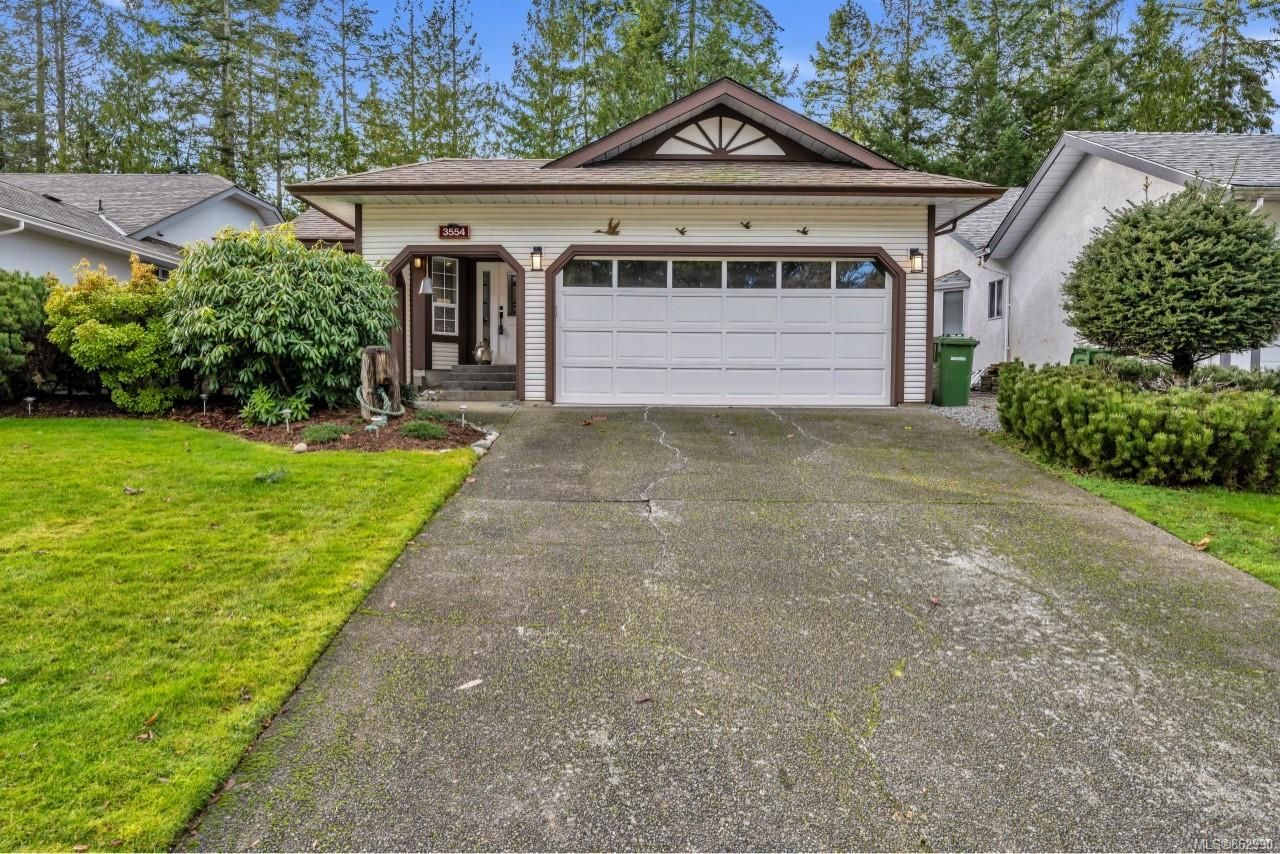 Main Photo: 3554 S Arbutus Dr in : ML Cobble Hill House for sale (Malahat & Area)  : MLS®# 862990