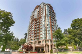 "Photo 1: 805 5775 HAMPTON Place in Vancouver: University VW Condo for sale in ""The Chatham"" (Vancouver West)  : MLS®# R2298660"