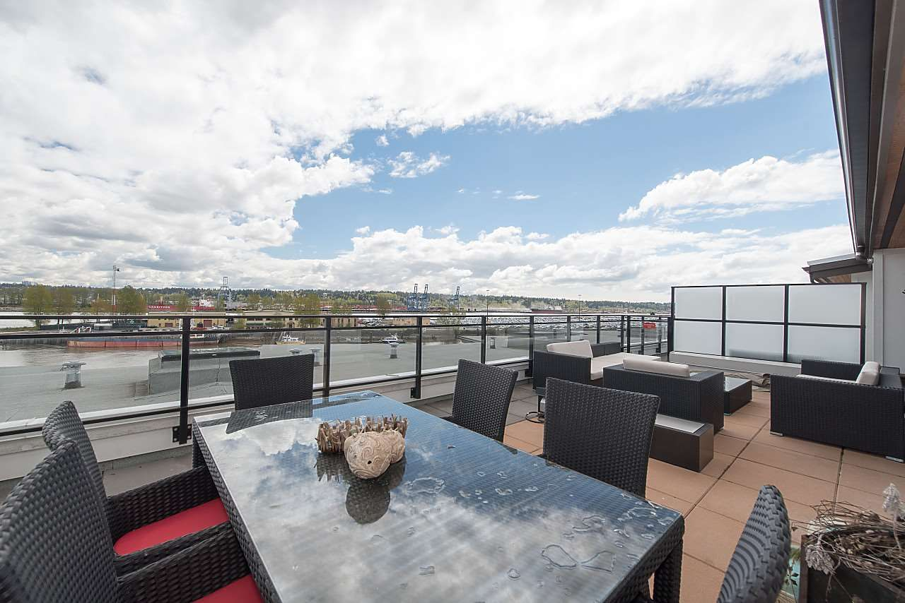 """Main Photo: 401 220 SALTER Street in New Westminster: Queensborough Condo for sale in """"GLASSHOUSE LOFTS"""" : MLS®# R2159431"""