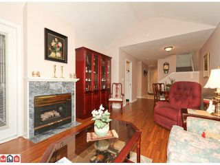 """Photo 3: 108 15550 26TH Avenue in Surrey: King George Corridor Townhouse for sale in """"SUNNYSIDE GATE"""" (South Surrey White Rock)  : MLS®# F1101384"""