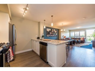 "Photo 1: 308 4815 55B Street in Ladner: Hawthorne Condo for sale in ""THE POINTE"" : MLS®# R2466167"