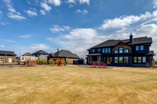 Photo 50: 24 Manor Pointe Close: Rural Sturgeon County House for sale : MLS®# E4243383