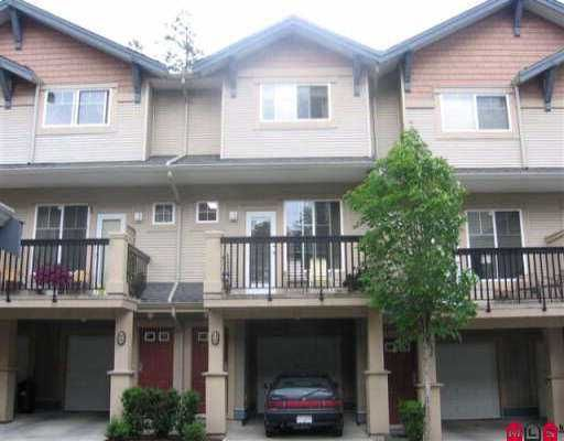 """Main Photo: 8 18181 68TH AV in Surrey: Cloverdale BC Townhouse for sale in """"Magnolia"""" (Cloverdale)  : MLS®# F2513257"""