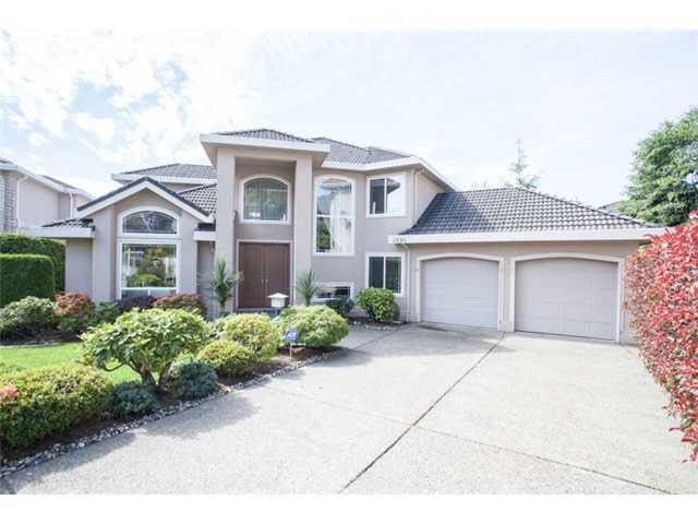 Main Photo: 1691 Deer's Leap Pl. in Coquitlam: Westwood Plateau House for sale : MLS®# V1015448
