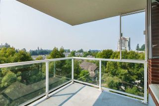 """Photo 7: 701 5615 HAMPTON Place in Vancouver: University VW Condo for sale in """"The Balmoral at Hampton"""" (Vancouver West)  : MLS®# R2195977"""