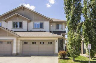 Photo 1: 2 1901 126 Street in Edmonton: Zone 55 House Half Duplex for sale : MLS®# E4237136