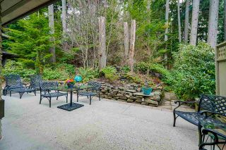 """Photo 36: 38 1550 LARKHALL Crescent in North Vancouver: Northlands Townhouse for sale in """"Nahanee Woods"""" : MLS®# R2545502"""