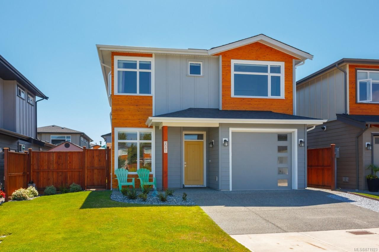 Main Photo: 2081 Wood Violet Lane in : NS Bazan Bay House for sale (North Saanich)  : MLS®# 871923