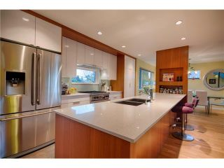 Photo 5: 1040 GRAND BV in North Vancouver: Boulevard House for sale : MLS®# V1067780