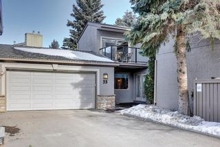 Photo 1: 53 1815 Varsity Estates Drive NW in Calgary: Varsity Row/Townhouse for sale : MLS®# A1073555