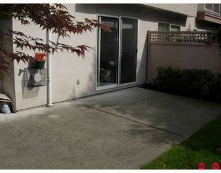 "Photo 9: 9 15875 84TH Avenue in Surrey: Fleetwood Tynehead Townhouse for sale in ""ABBEY ROAD"" : MLS®# F2915997"