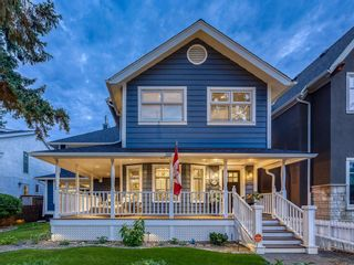 Main Photo: 1731 7 Avenue NW in Calgary: Hillhurst Detached for sale : MLS®# A1112599