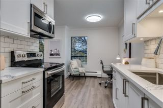 """Photo 4: 306 1250 W 12TH Avenue in Vancouver: Fairview VW Condo for sale in """"Kensington Place"""" (Vancouver West)  : MLS®# R2522792"""