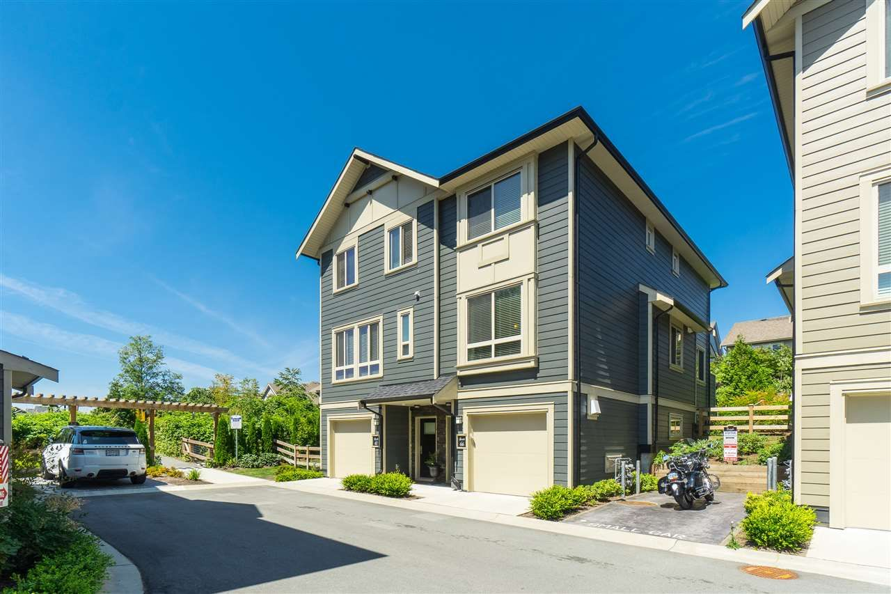 """Main Photo: 66 19913 70 Avenue in Langley: Willoughby Heights Townhouse for sale in """"THE BROOKS"""" : MLS®# R2390845"""