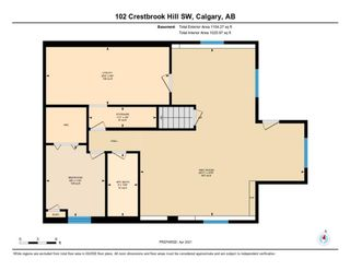 Photo 41: 102 Crestbrook Hill SW in Calgary: Crestmont Detached for sale : MLS®# A1100140
