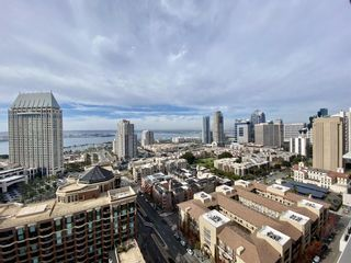 Photo 9: DOWNTOWN Condo for rent : 2 bedrooms : 550 Front St #2104 in San Diego