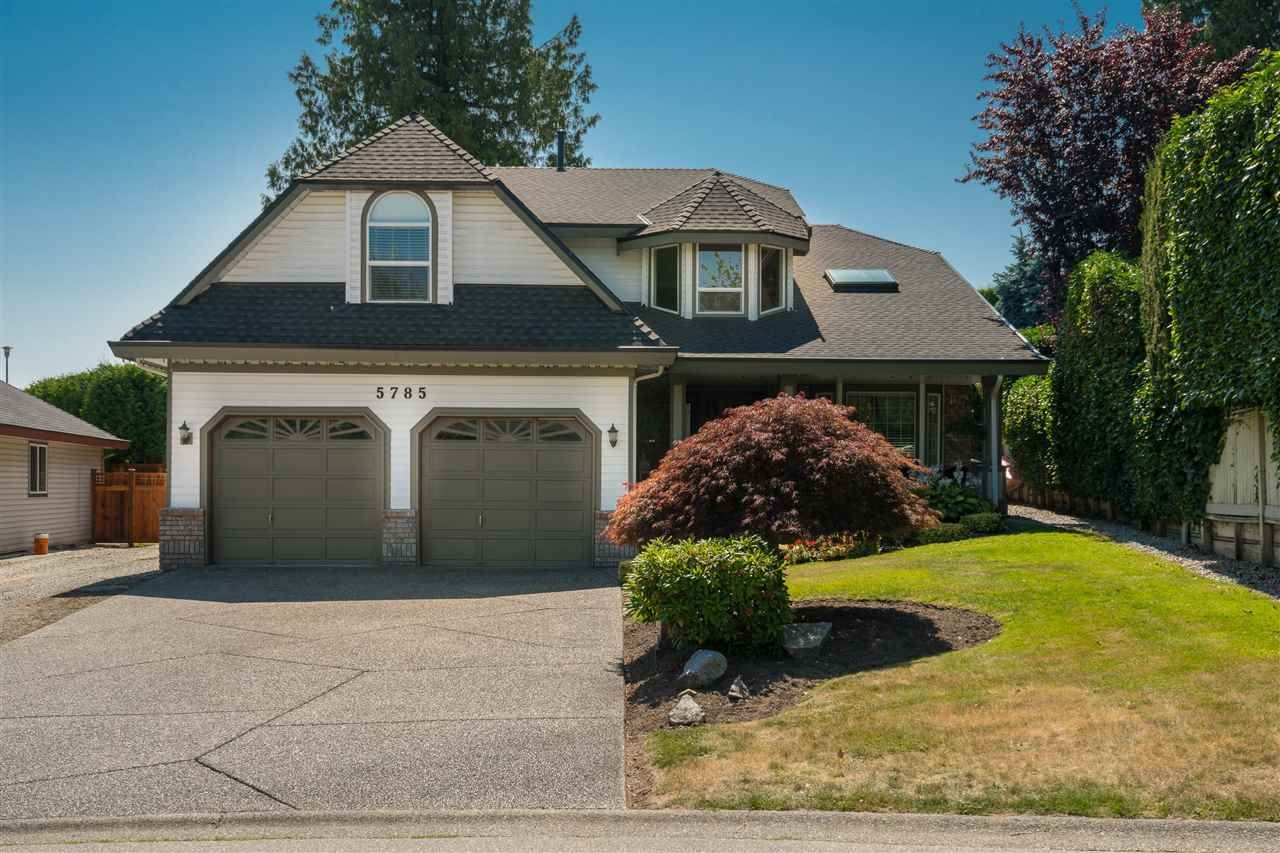 """Main Photo: 5785 190 Street in Surrey: Cloverdale BC House for sale in """"ROSEWOOD"""" (Cloverdale)  : MLS®# R2559609"""