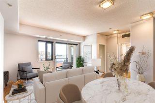 Photo 3: 907 10319 111 Street in Edmonton: Zone 12 Condo for sale : MLS®# E4230757