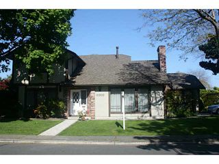 Photo 1: 10200 LAWSON Drive in Richmond: Steveston North House for sale : MLS®# V1005870