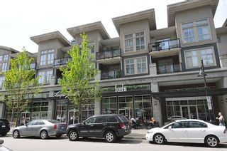 "Photo 1: 203 201 MORRISSEY Road in Port Moody: Port Moody Centre Condo for sale in ""LIBRA"" : MLS®# R2065703"