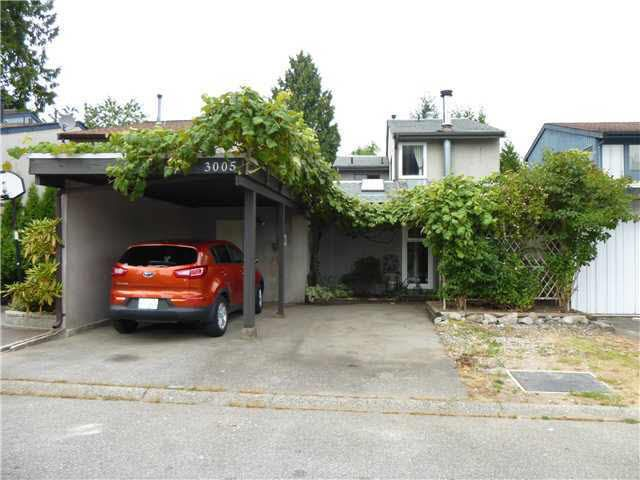 Main Photo: 3005 FIRBROOK PLACE in : Meadow Brook House for sale (Coquitlam)  : MLS®# V1020919