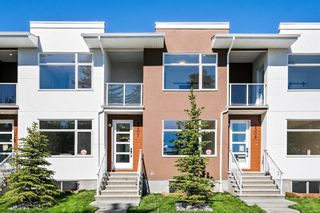 Main Photo: 2307 1 Street NW in Calgary: Tuxedo Park Row/Townhouse for sale : MLS®# A1118550